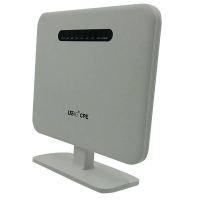 LTE CPE 4G WiFi Router Desktop 300Mbps FDD/TDD Multiple Frequency Channels Detachable Antenna - V4G311D